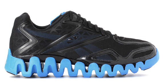 Reebok ZIGSONIC リーボック ジグソニック(BLACK/MALIBU BLUE)