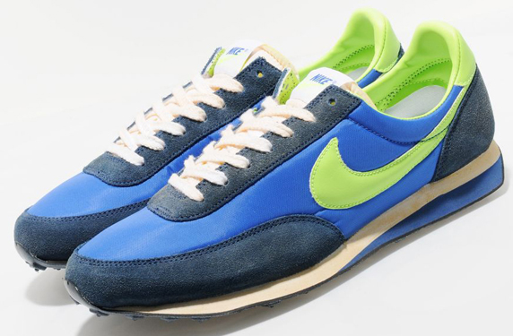 Nike Elite Vintage size? Exclusive ナイキ エリート ヴィンテージ size? 別注(Royal/Yellow)