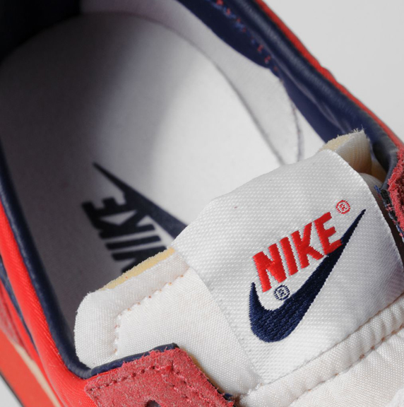 Nike Elite Vintage size? Exclusive ナイキ エリート ヴィンテージ size? 別注(Red/Navy)
