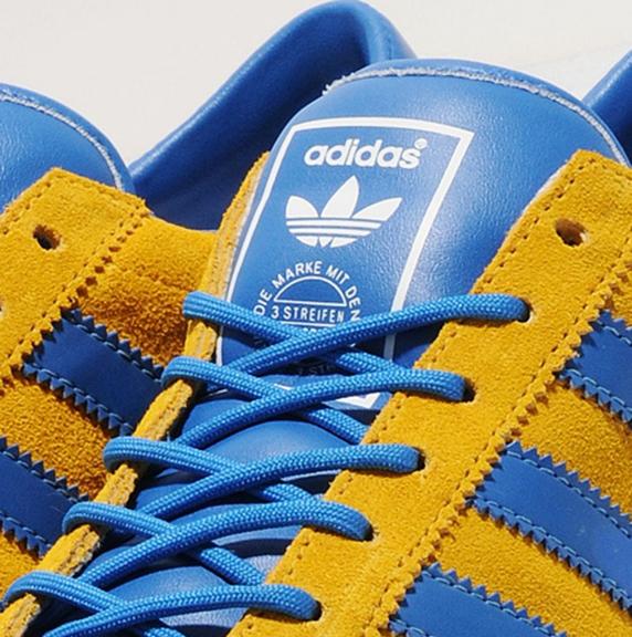 Adidas Originals Malmo size? Exclusive アディダス オリジナルス マルメ size? 別注(Sun/Blue/Gum)