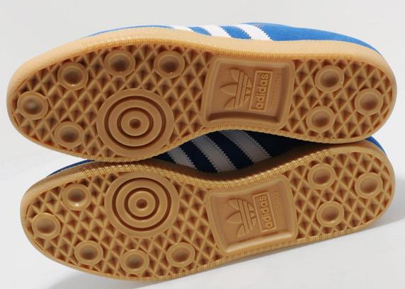 Adidas Originals Malmo size? Exclusive アディダス オリジナルス マルメ size? 別注(Bluebird/White/Gum)