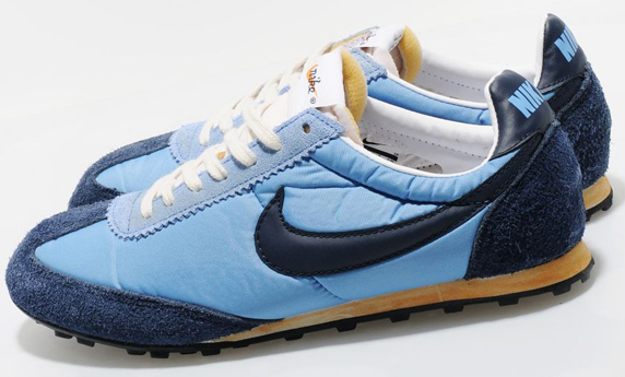 Nike Oregon Waffle Vintage size? Exclusive ナイキ オレゴン ワッフル ヴィンテージ size? 別注(University Blue/Obsidian)