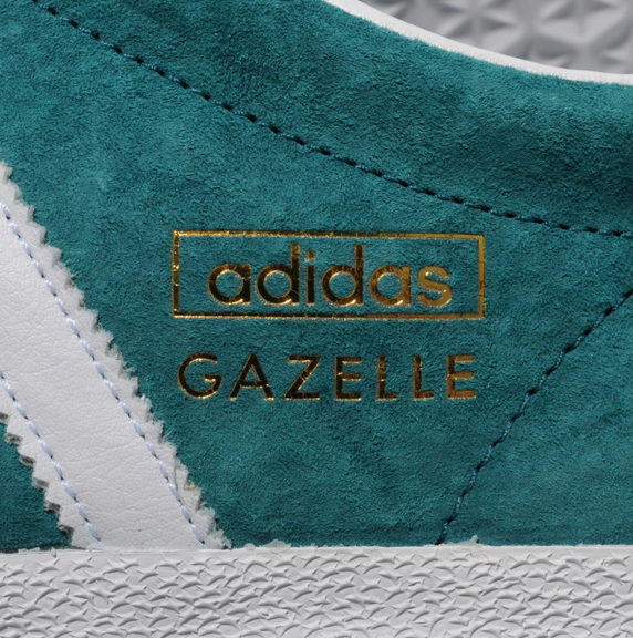 Adidas Originals Gazelle OG Only at UK アディダス オリジナルス ガッツレー オリジナル UK限定(Green/White)
