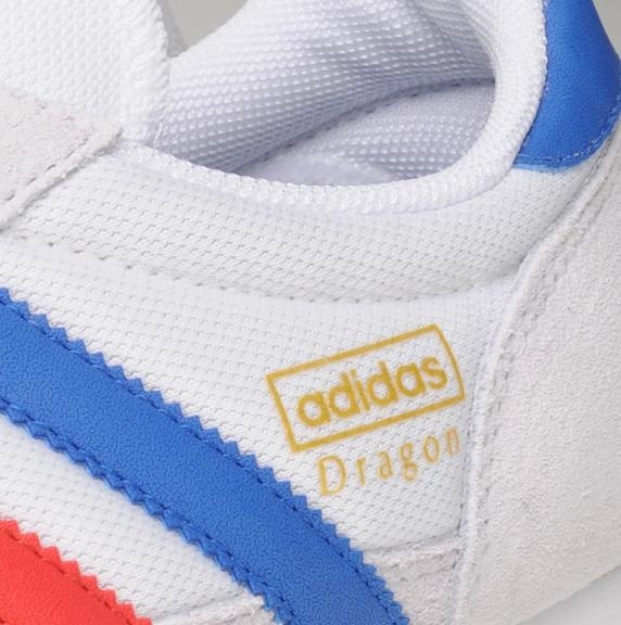 Adidas Originals Dragon size? Exclusive アディダス オリジナルス ドラゴン size? 別注(White/Red/Blue)