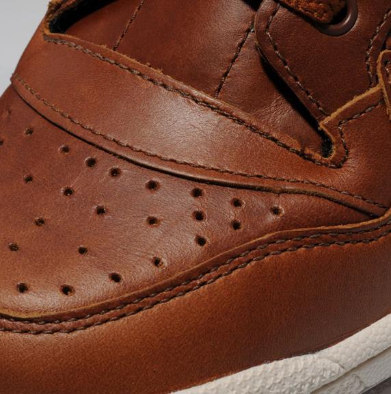Adidas Originals Decade Mid Leather Only at UK アディダス オリジナルス ディケイド ミッド レザー UK限定(Brown/White)