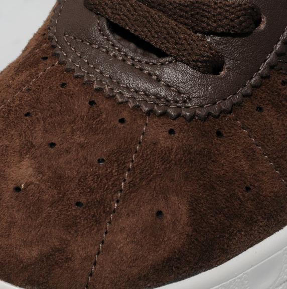 Adidas Originals Munchen Leatherr Only at UK アディダス オリジナルス ミュンヘン レザー UK限定(Espresso/White)