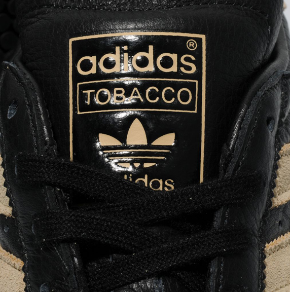 Adidas Originals Tobacco Leather Only at UK アディダス オリジナルス タバコ レザー UK限定(Black/Tan)