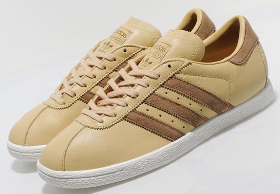 Adidas Originals Tobacco Leather Only at UK アディダス オリジナルス タバコ レザー UK限定(Tan/Brown)