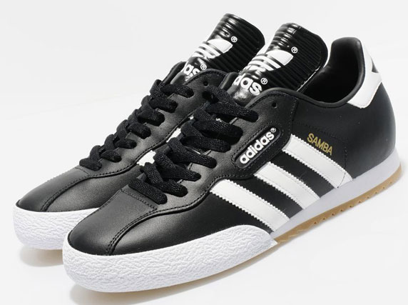 Adidas Originals Samba Super Only at UK アディダス オリジナルス サンバ スーパー UK限定(Black/White)