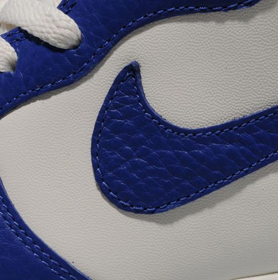 Nike Dunk High Only at UK ナイキ ダンク ハイ UK限定(Sail/Royal Blue)