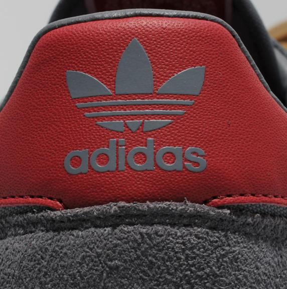 Adidas Originals Orion size? Exclusive アディダス オリジナルス オリオン size? 別注(Lead Grey/Navy/White)