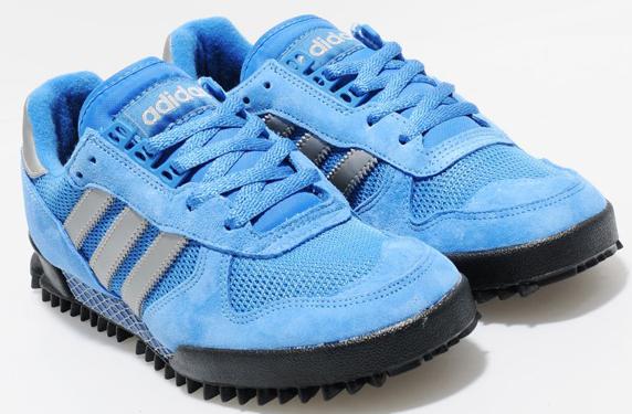 Adidas Originals Marathon Training size? Exclusive アディダス オリジナルス マラソン トレーナー size? 別注(Blue/Silver/Black)