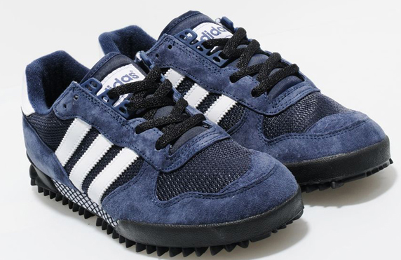 Adidas Originals Marathon Training size? Exclusive アディダス オリジナルス マラソン トレーナー size? 別注(Navy/White/Black)