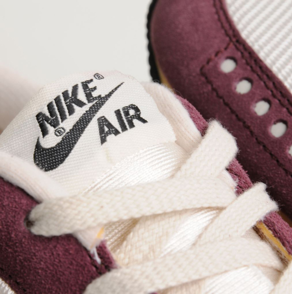Nike Air Venture Vintage size? Exclusive ナイキ エア ヴェンチャー ヴィンテージ size? 別注(Burgundy/Black/White)