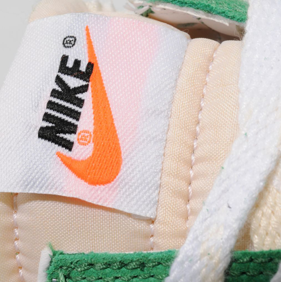 Nike Elite Vintage size? Exclusive ナイキ エリート ヴィンテージ size? 別注(Green/Grey/White)