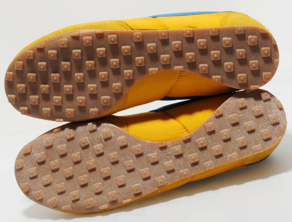 Nike Oregon Waffle Vintage size? Exclusive ナイキ オレゴン ワッフル ヴィンテージ size? 別注(Yellow Ochre/Blue/Light Blue)
