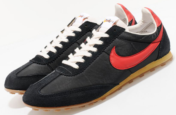 Nike Oregon Waffle Vintage size? Exclusive ナイキ オレゴン ワッフル ヴィンテージ size? 別注(Black/Red/Gum)