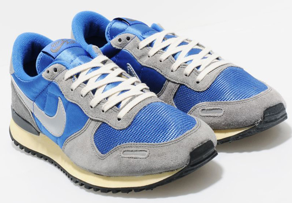 Nike Air Vortex Vintage size? Exclusive ナイキ エア ヴォティークス ヴィンテージ size? 別注(Royal Blue/Silver)