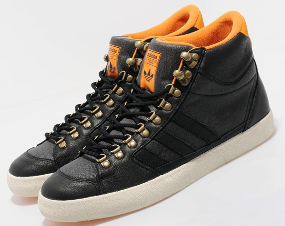 Adidas Originals Superskate size? Exclusive アディダス オリジナルス スーパースケート size? 別注(Black/Orange)