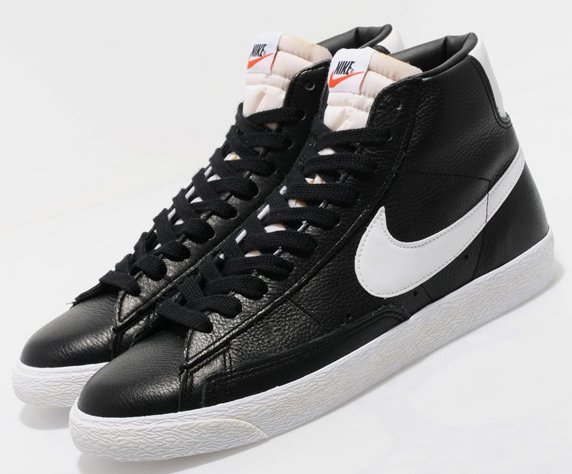 Nike Blazer High Vintage size? Exclusive ナイキ ブレザー ハイ ヴィンテージ size? 別注(Black/White)