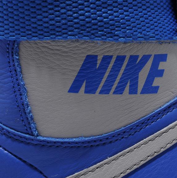 Nike Dynasty Hi Vintage size? Exclusive ナイキ ダイナスティ ハイ ヴィンテージ size? 別注(Blue/Grey)