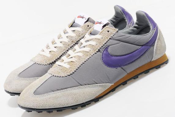 Nike Oregon Waffle Vintage size? Exclusive ナイキ オレゴン ワッフル ヴィンテージ size? 別注(Grey/Purple)